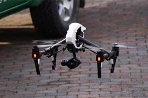 Drohnenflug mit kilian friederich