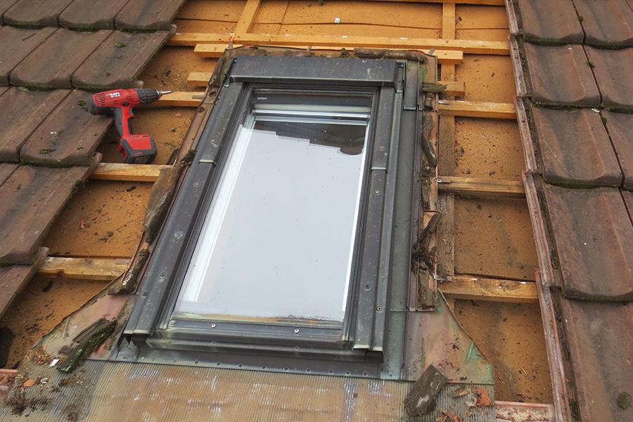Dachfenster Austausch kilian friederich