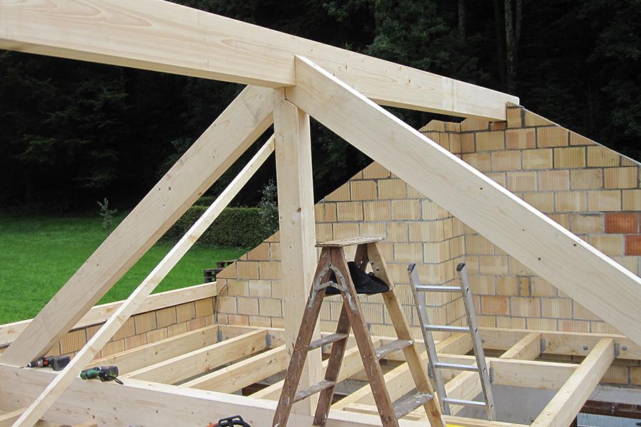 Holzbau Dachstuhle kilian friederich