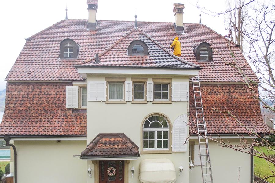 Reparaturen Dach-/Fassadenreinigungen kilian friederich